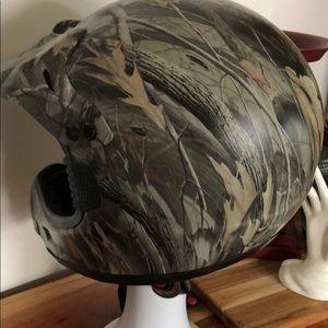 Helmet Realtree motorcross XL